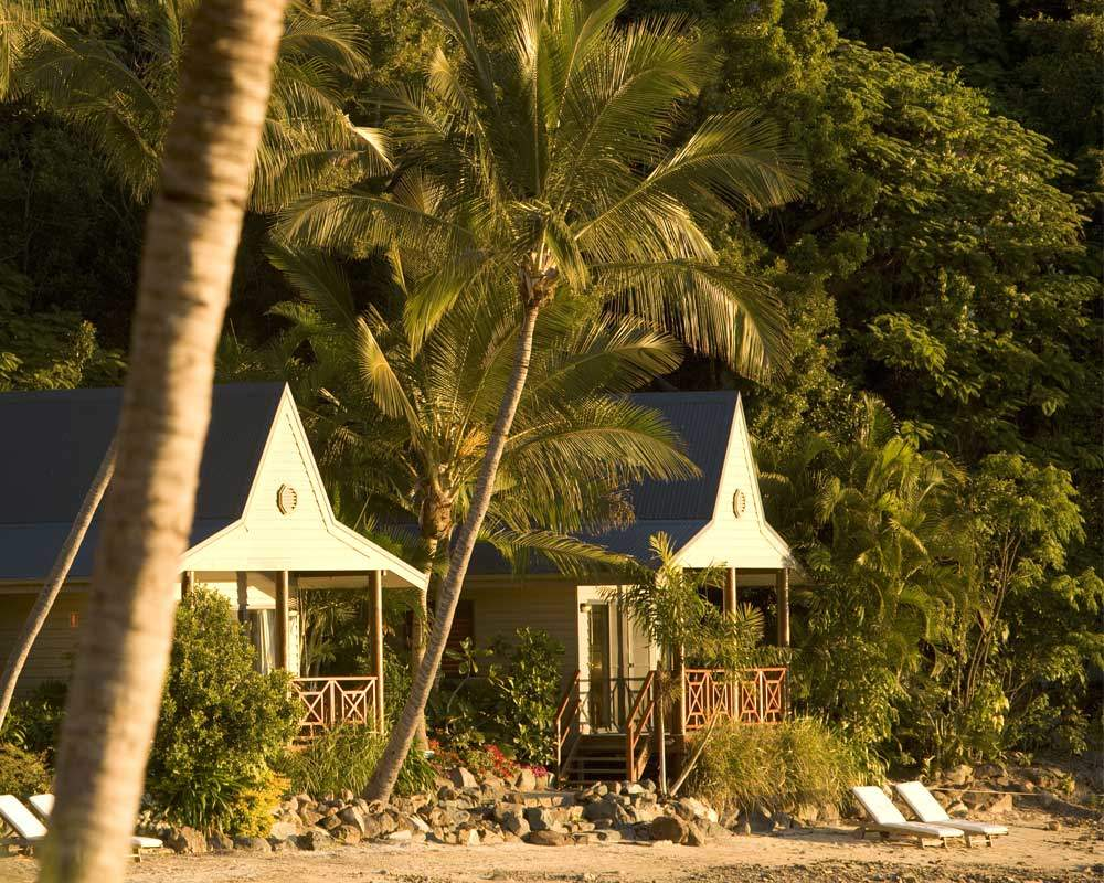 Palm bay resort front beach and accommodation