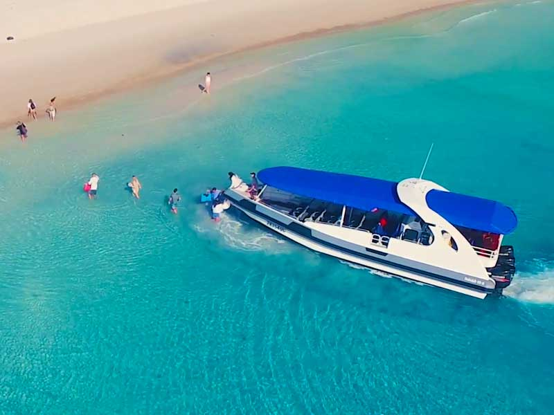 Whitehaven Beach Tour With ZigZag Whitsundays