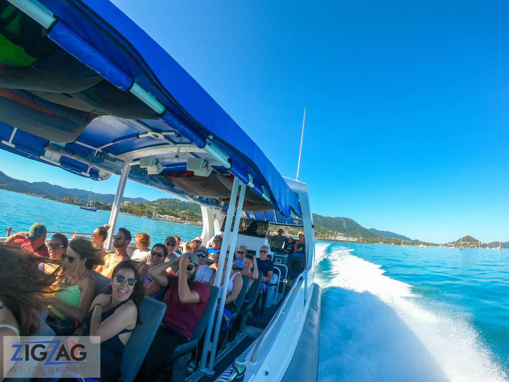 ZigZag Whitsundays