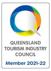Queensland Tourism Industry Council Member Logo